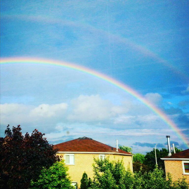 the meaning behind the rainbow